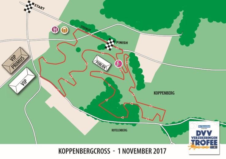 parcours koppenberg 2017