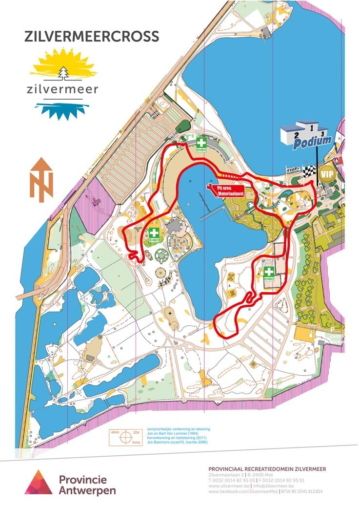 parcours-zilvermeercross-2019