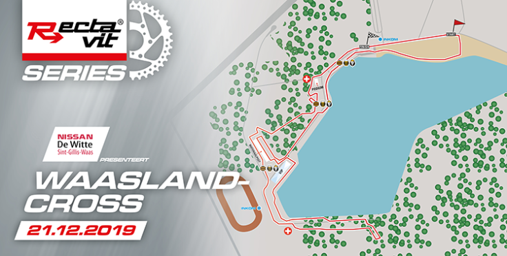 Parcours Rectavit Series Waaslandcross Sint-Niklaas 2019