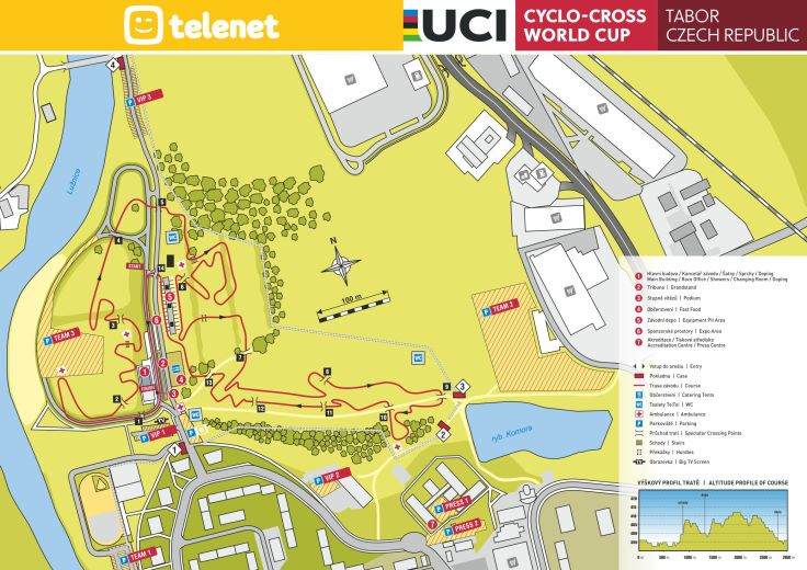 Parcours Tabor 2018