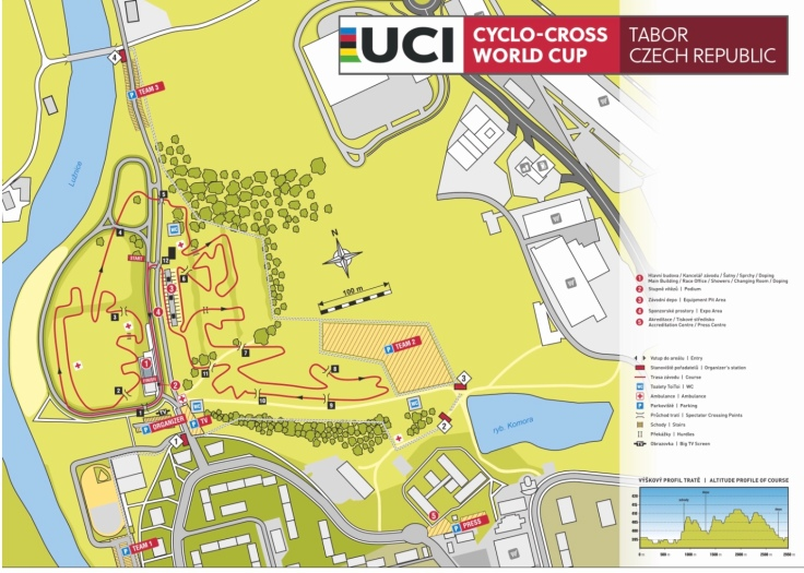 Parcours Tabor 2020