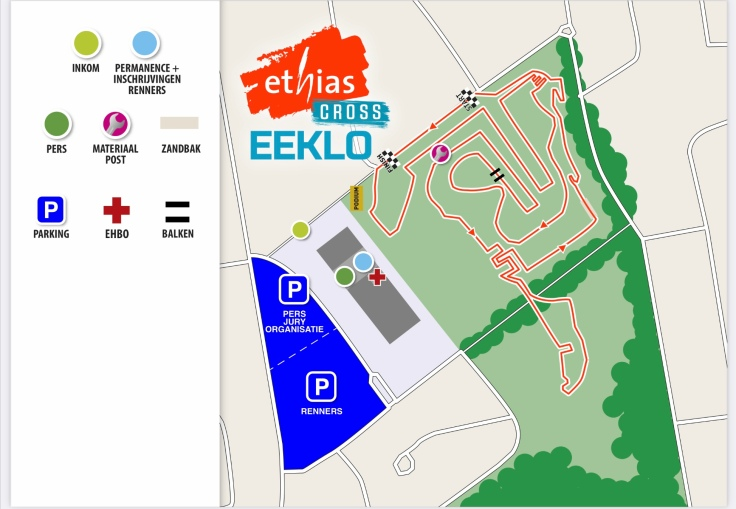 Parcours Eeklo 2021
