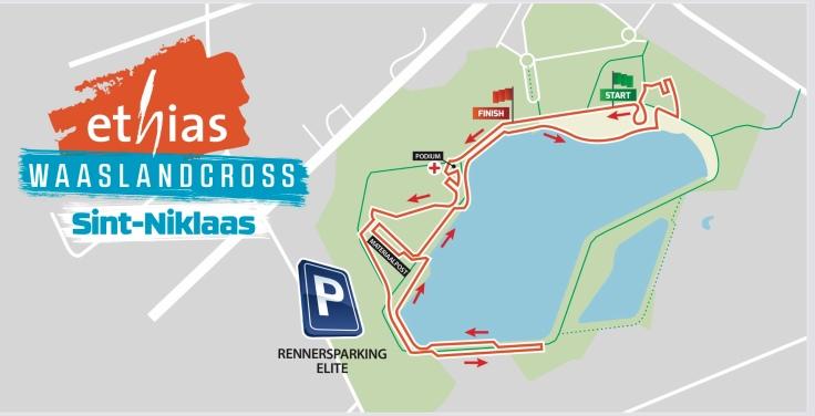 Parcours Sint-Nilklaas 2021